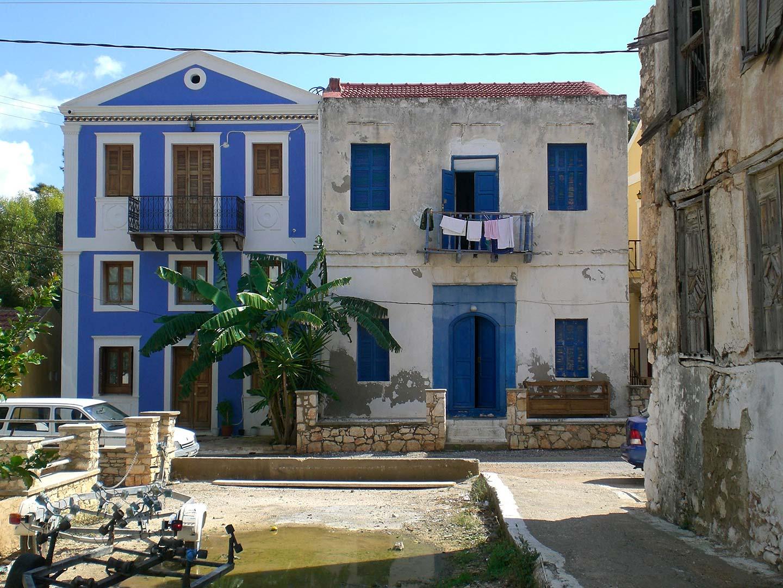 Greek island of Meiz