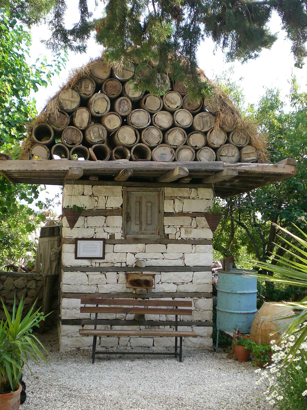 Lycian Beehive at Hotel Patara Viewpoint