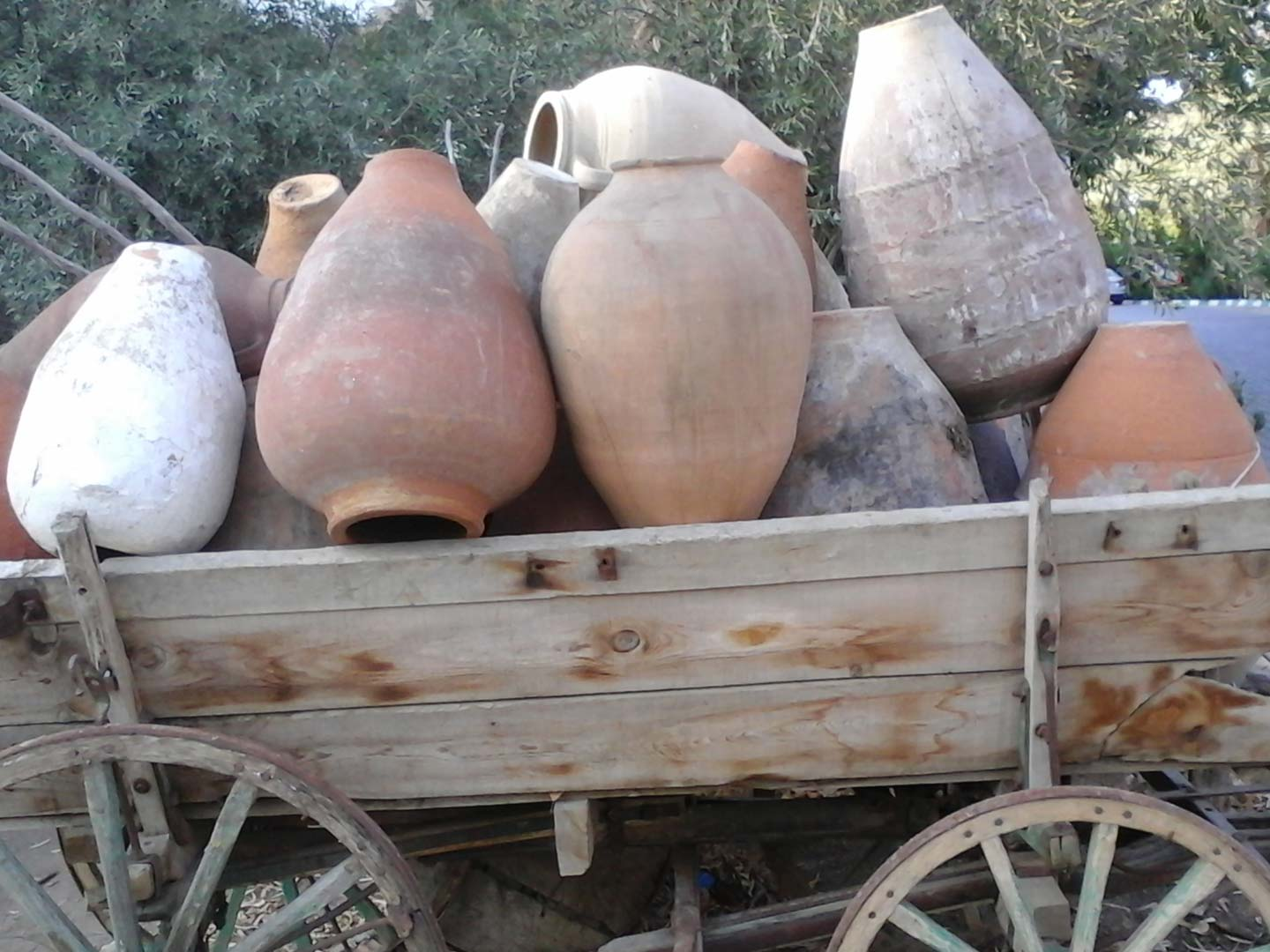 Old Terracota Pots for Sale