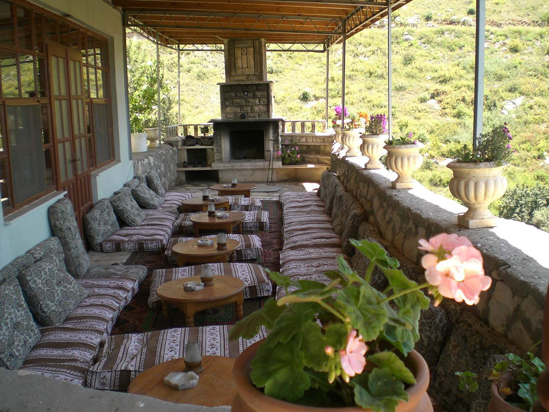 Ottoman Terrace
