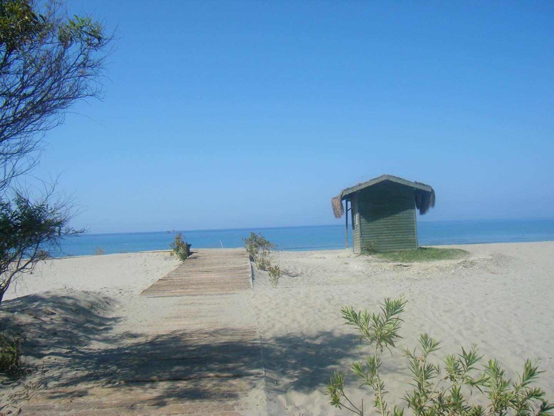 Patara Beach Path