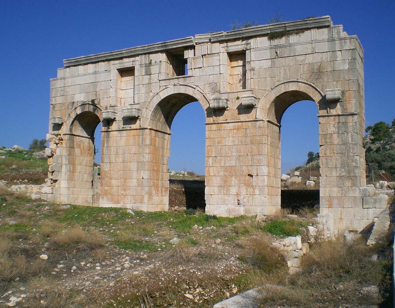 Patara Triple Arch