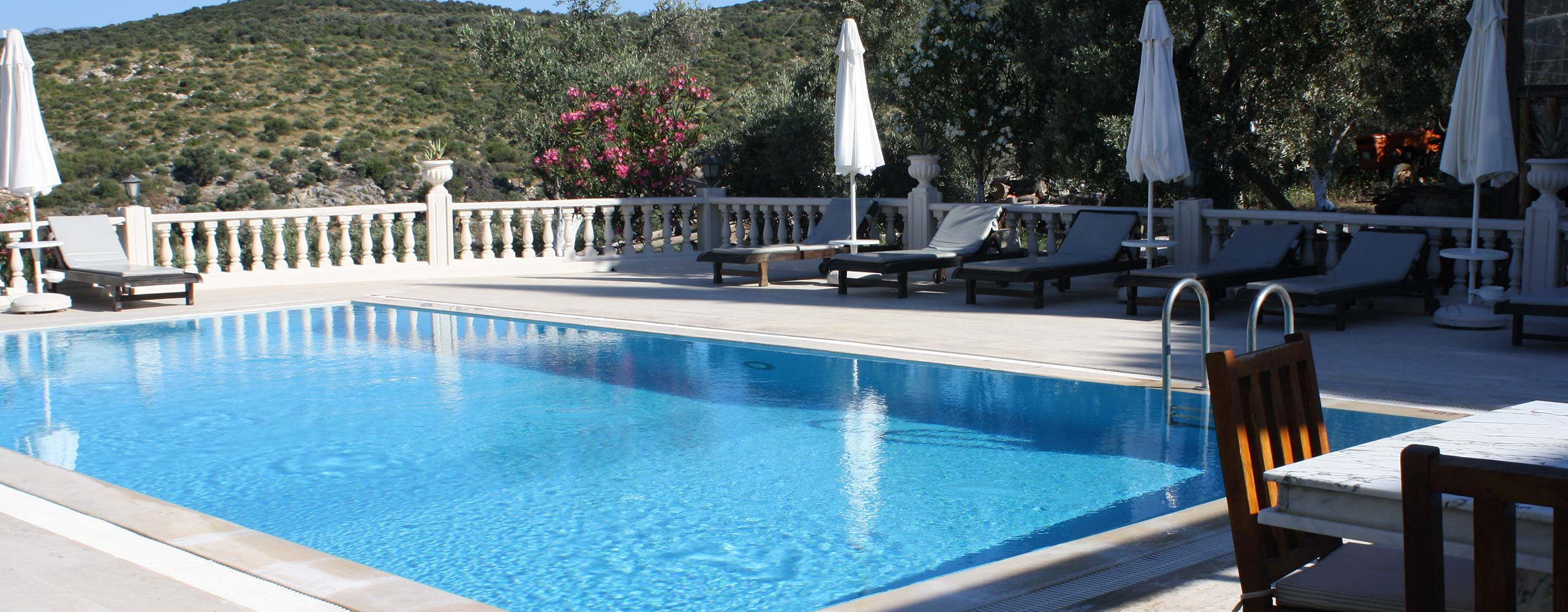 Patara Viewpoint Hotel Pool