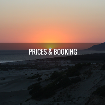 Prices & Booking
